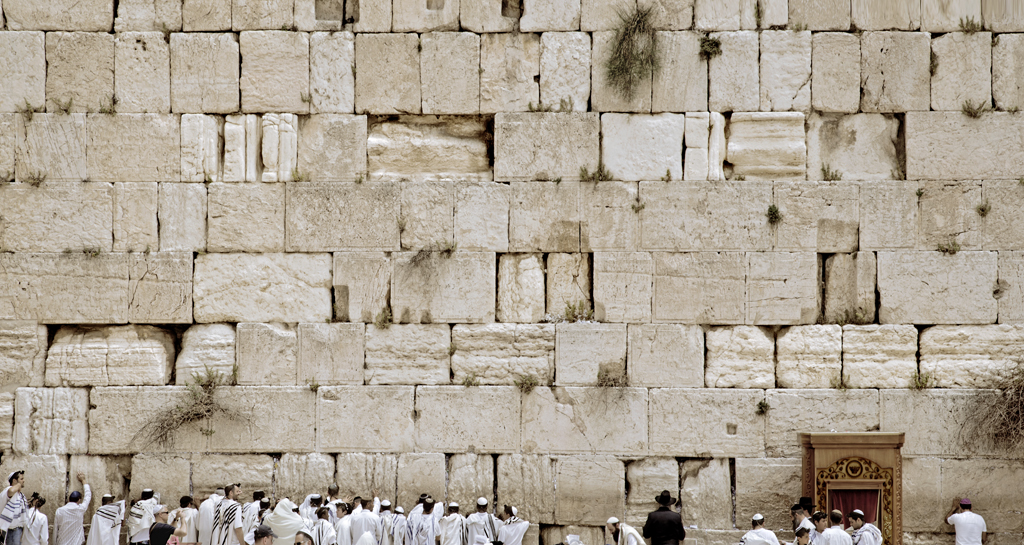 The Prophets Walls Of Jerusalem