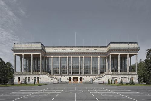 Small Arena, Luzhniki Sports Complex, Moscow 2012 by Leslie Hossack