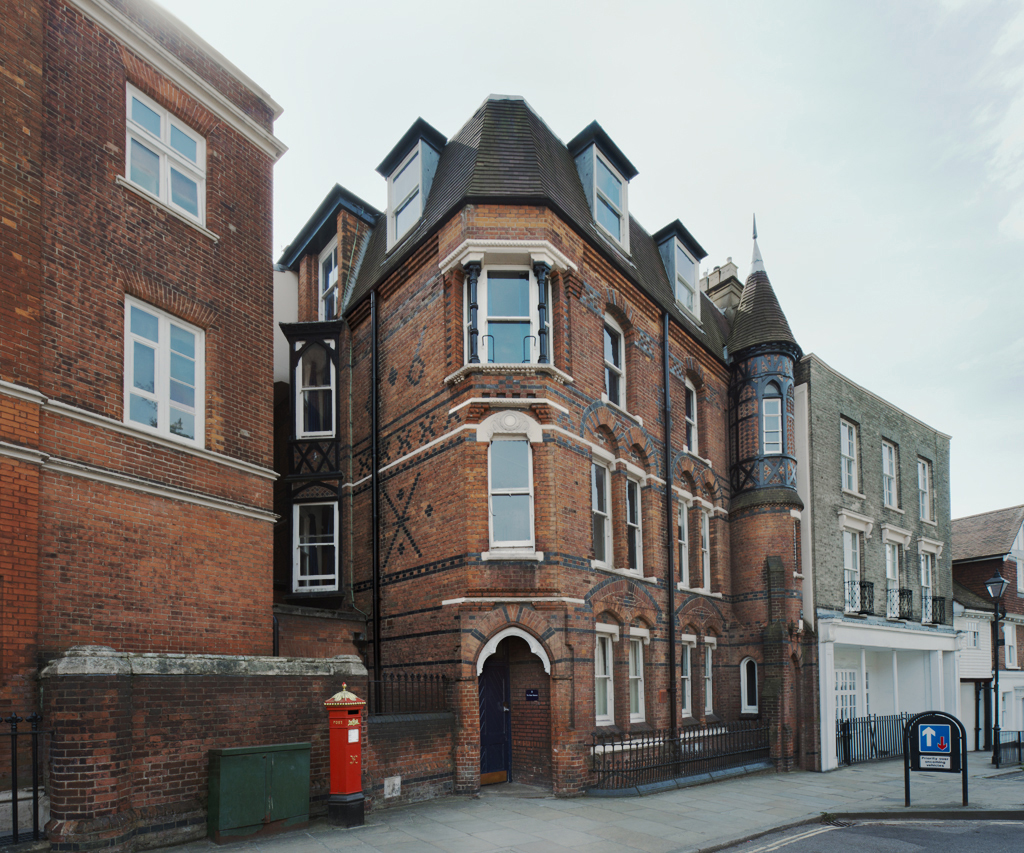 Head Master's House, Harrow School, Harrow on the Hill 2014 by Leslie Hossack