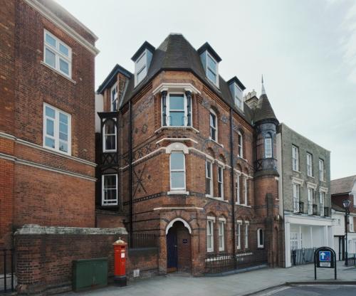 Head Master's House, Harrow School, Harrow on the Hill 2014 by Leslie Hossack