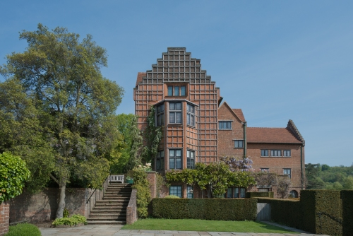 The House at Chartwell, Westerham, Kent 2014 by Leslie Hossack
