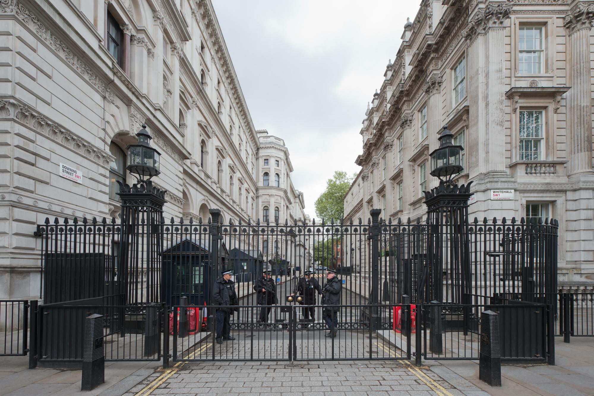 Risultati immagini per 10 downing street london