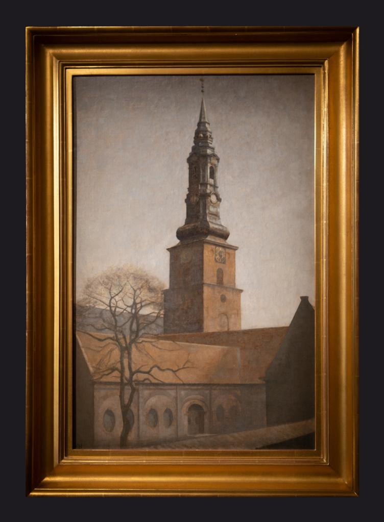 15 1906, Saint Peter's Church, Copenhagen Loeb by Leslie Hossack