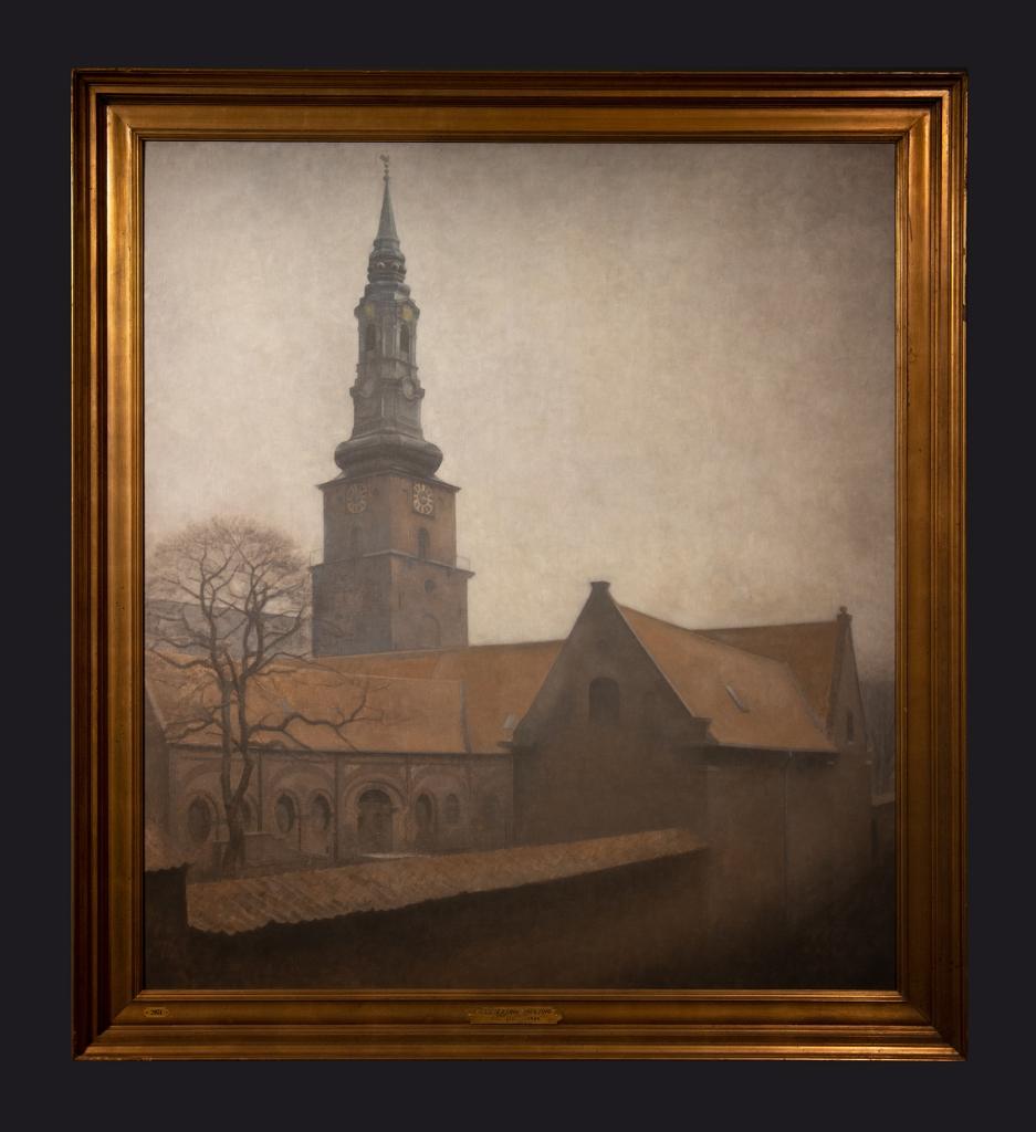 16 1906, Saint Peter's Church, Copenhagen by Leslie Hossack