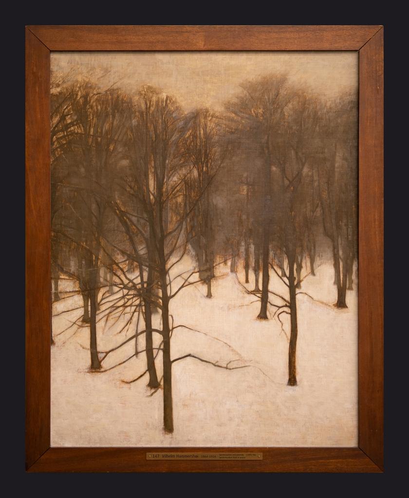 1895-1896, Sondermarken ved vintertid by Leslie Hossack