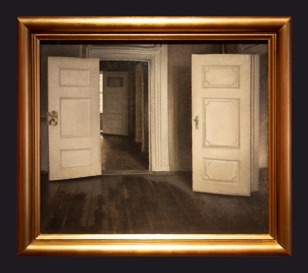1905, Open Doors. Strandgade 30 by Leslie Hossack