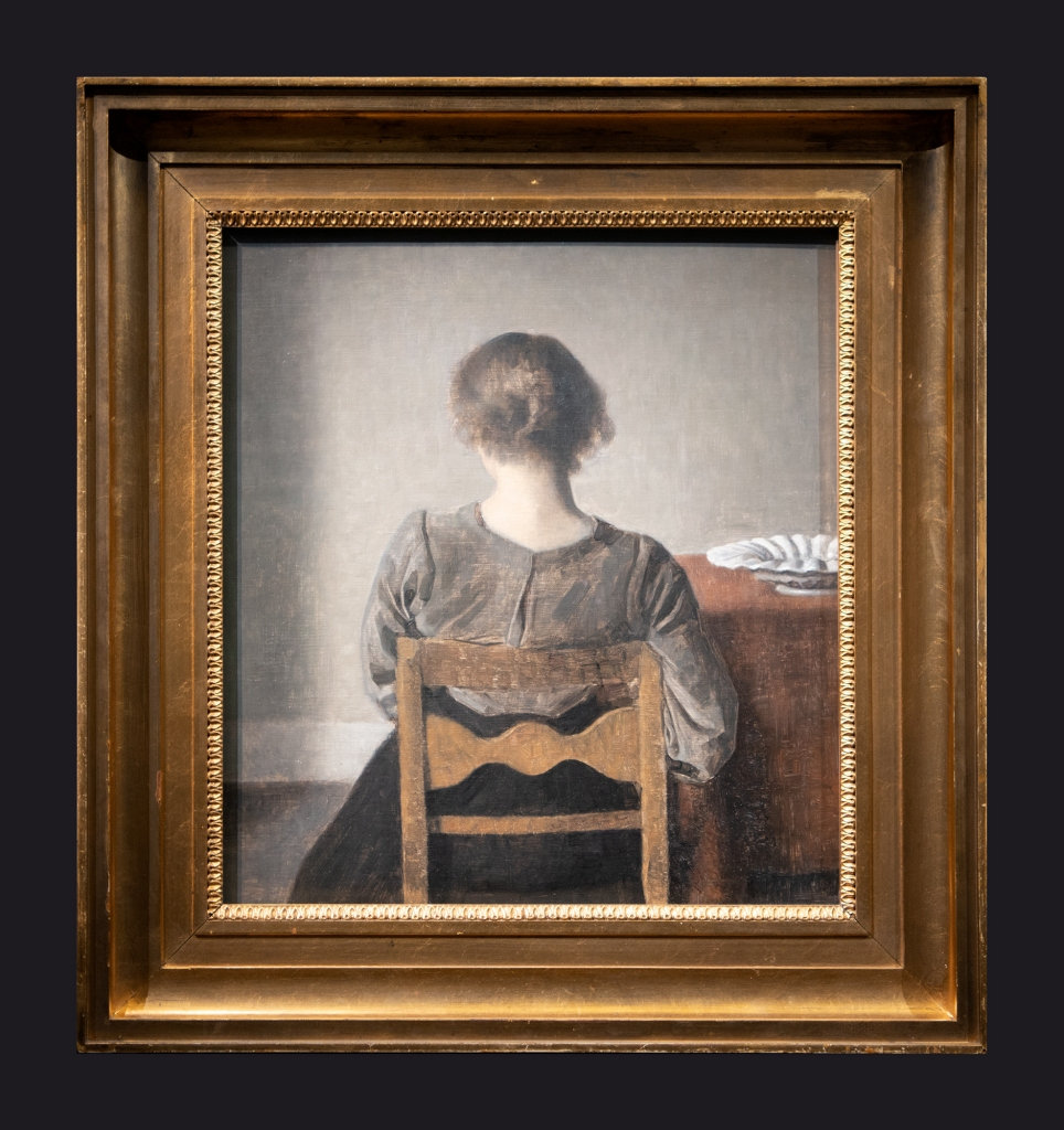 27 1905, Hvile dit aussi Repos. Resting by Leslie Hossack