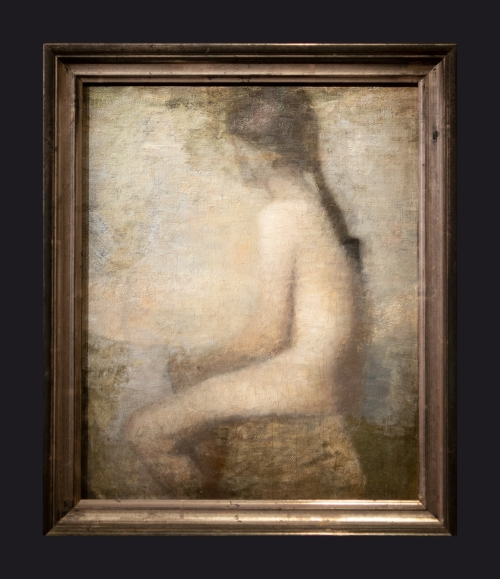 46 1886, Model by Leslie Hossack