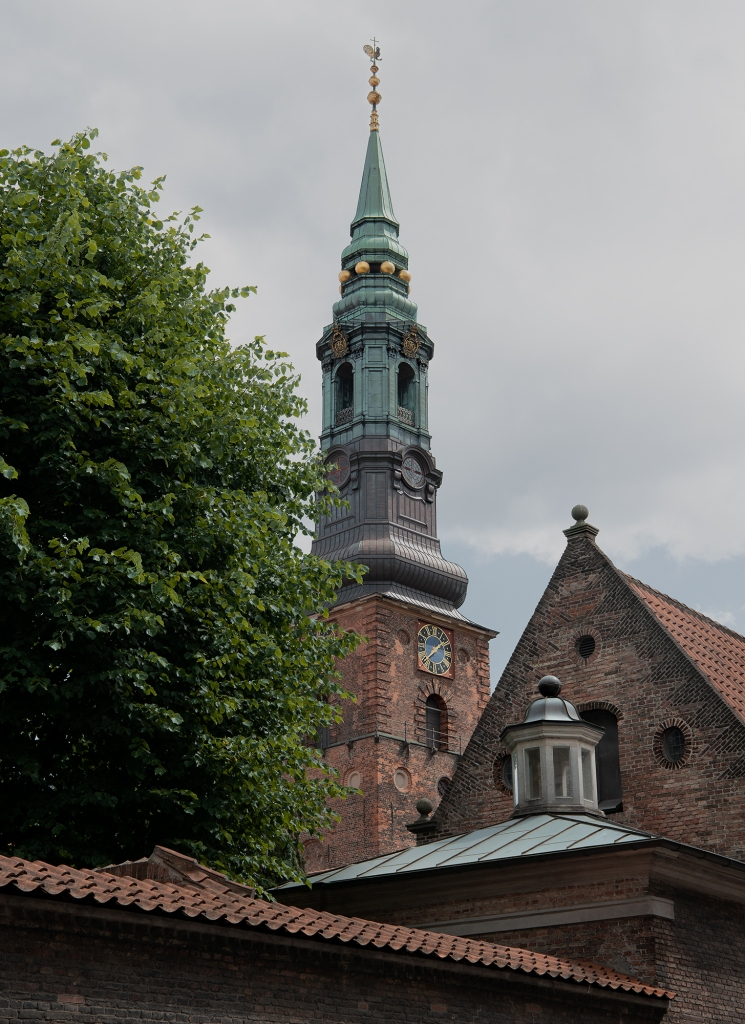 Saint Peter's Church, Copenhagen 2019 by Leslie Hossack